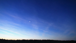 Dawn. Time Lapse Stock Video Footage