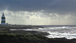 Stormy Sea 2 Stock Video Footage