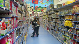 Toy Store 1 Stock Video Footage