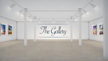 The Gallery - After Effects Template Template After Effect