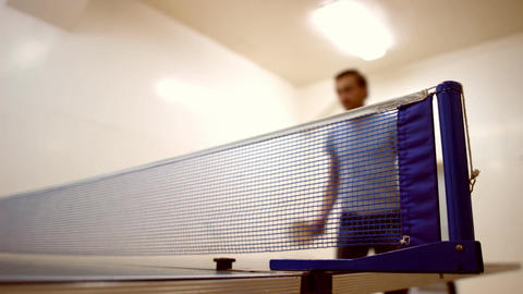 ping-pong c Footage