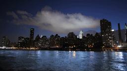 city time lapse. urban. skyline skyscrapers Stock Video Footage