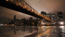 city time lapse at night. urban. skyline Stock Video Footage