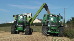 Farm Machinery Stock Video Footage