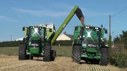 Farm Machinery Stock Video Footage