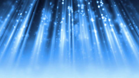 Particles And Light stock footage
