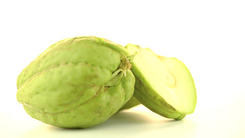 Chayote Stock Video Footage