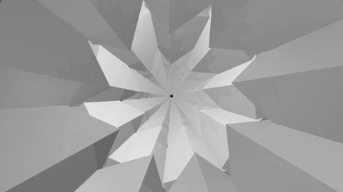 cube kaleidoscope brights Stock Video Footage