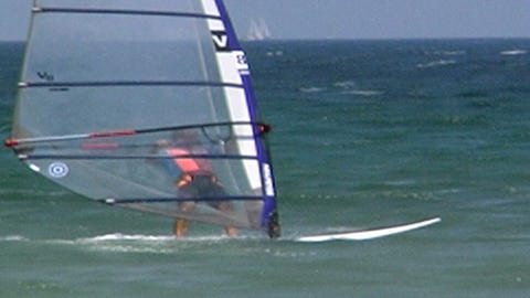 Windsurfer Footage