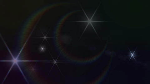kaleidoscope Particle SF A 02 HD Stock Video Footage