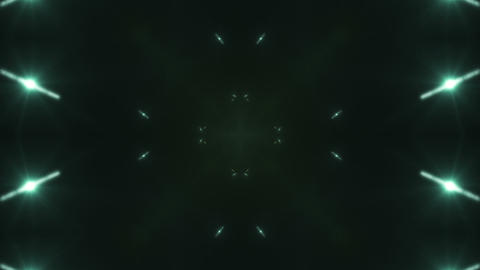 kaleidoscope Particle SF B 02 HD Stock Video Footage