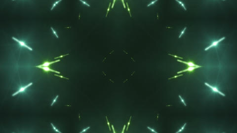 kaleidoscope Particle SF B 02 HD Animation