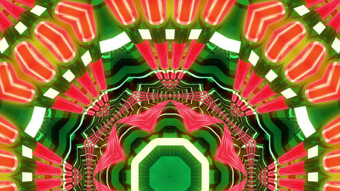 kaleidoscope SF A 01aa HD Stock Video Footage