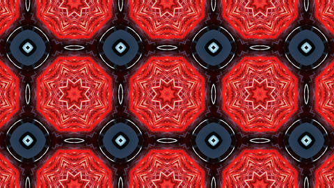 kaleidoscope SF A 01d HD Animation