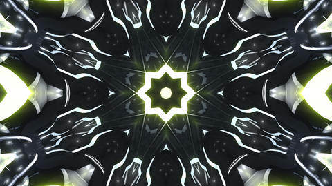 kaleidoscope SF A 01mm 2 HD Stock Video Footage