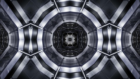 kaleidoscope SF B 01b HD Animation