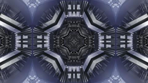 kaleidoscope SF B 03aa HD Stock Video Footage