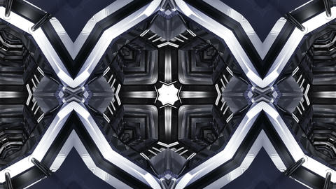 kaleidoscope SF B 03aa HD Animation