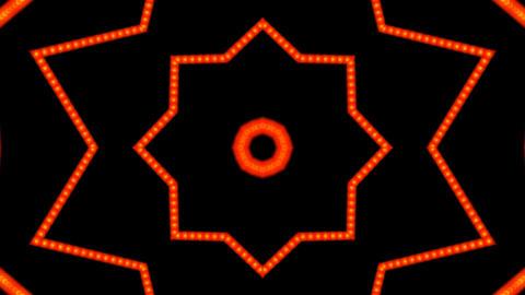 orange star line Stock Video Footage