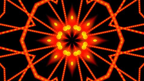 orange star line Animation