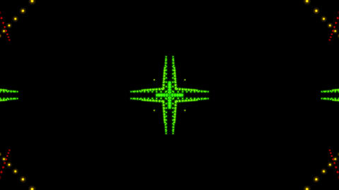 decoration dot tileable Stock Video Footage