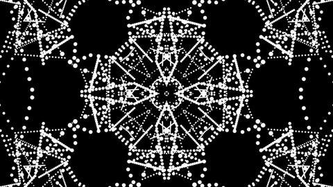kaleidoscope matte elements Animation