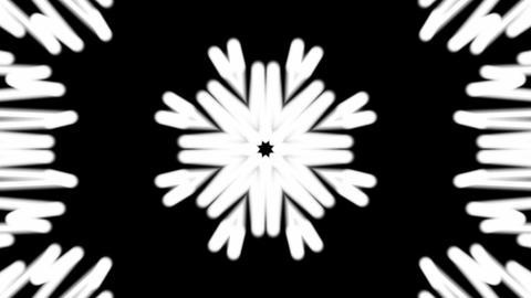 luma graphic star Stock Video Footage