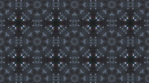 kaleidoscope particles 2 Br 1a 2 HD Stock Video Footage