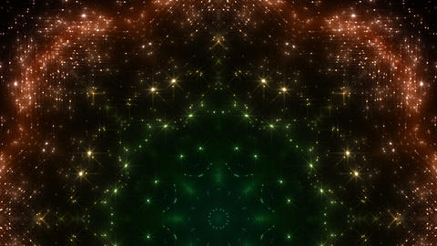kaleidoscope particles 2 Dr 1b 3 HD Stock Video Footage