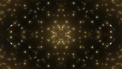 kaleidoscope particles 3 C 1aa HD Stock Video Footage