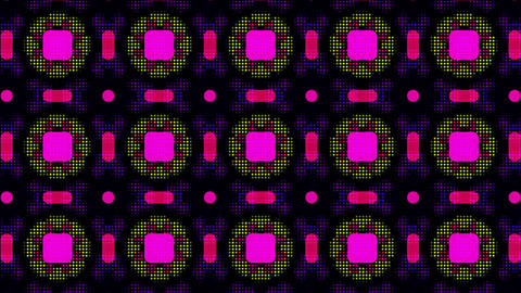 kaleidoscope apps G 7 Fb 3 HD Stock Video Footage