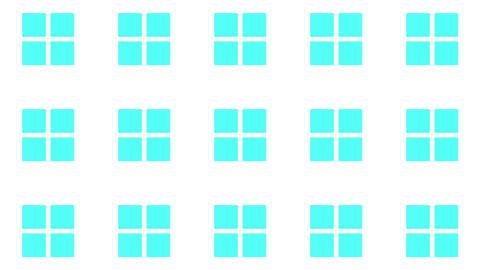 kaleidoscope apps R Bs 5w 1 HD Stock Video Footage