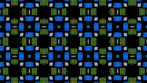 kaleidoscope apps S 7 Nb 2b 2 HD Stock Video Footage