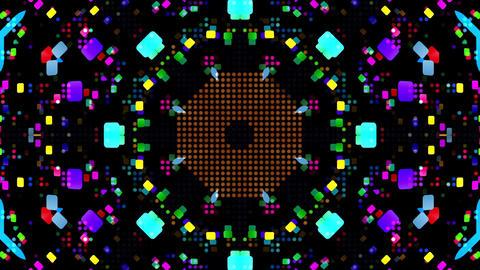 kaleidoscope apps S 7 Nm 2b 2 HD Stock Video Footage
