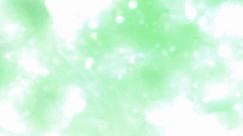 green glitter loop Stock Video Footage