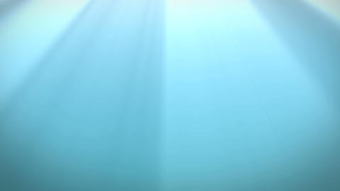 sea under water light ray01 Stock Video Footage