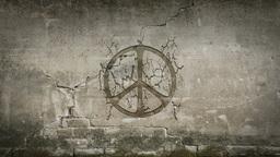 Peace symbol animation Animation