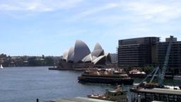 Sydney Harbour Stock Video Footage