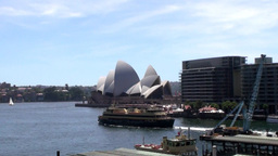 Sydney Harbour Stock Video Footage