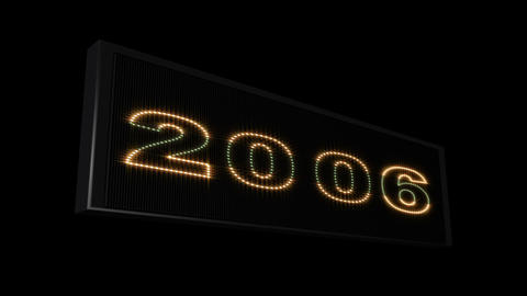 2000 2014 LEDS Count 05 Animation