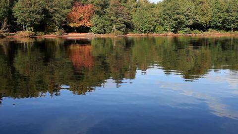 water landscape Stock Video Footage