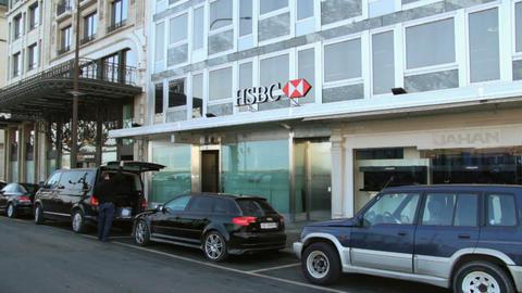 HSBC - Geneva Footage