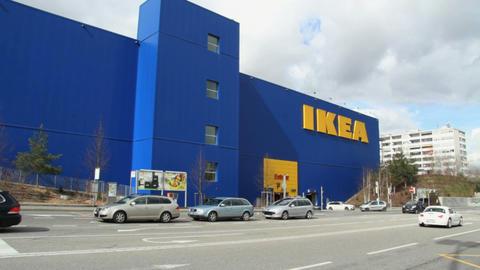 Ikea Footage