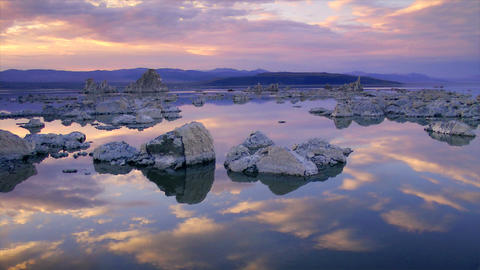 Mono Lake Stock Video Footage