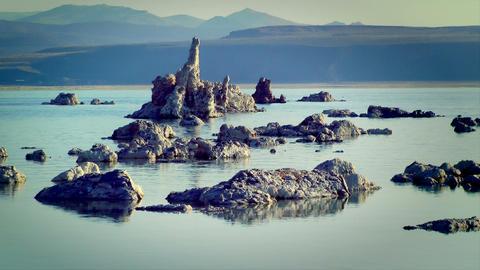 Mono Lake Footage
