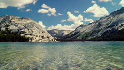 Tenaya Lake Footage