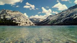 Tenaya Lake Footage