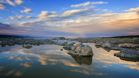 Mono Lake, Time Lapse Footage