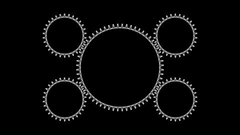 Gears 3 11 Animation