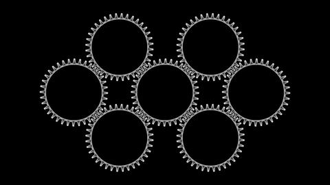 Gears 3 33 stock footage